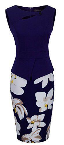 HOMEYEE Women's Elegant Chic Bodycon Formal Dress B288 (S... https://www.amazon.com/dp/B01G6LI19S/ref=cm_sw_r_pi_dp_U_x_EmZmAbC5H8MJM