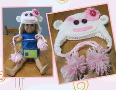 Baby Monkey made by Kids Apparel By Avo