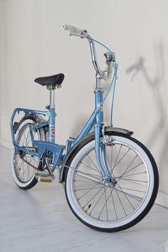 Vintage Pliant Enfant Bicycle, Culture, Vehicles, Vintage, Kid, Bike, Bicycle Kick, Bicycles, Car