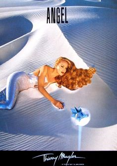 Thierry Mugler, late 80s Model: Jerry Hall