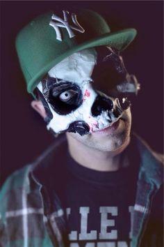 Mask Salmo lebon