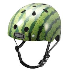 Watermelon helmet by Nutcase. Who wants to buy me this?