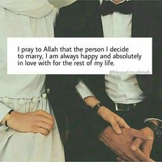 aameen Ya R ab D ultima te Du'a of mine 4 u Ma y A lla h SWT ma£e u a blessing 4 me Nospellings Islamic Quotes On Marriage, Muslim Couple Quotes, Islam Marriage, Muslim Love Quotes, Love In Islam, Islamic Love Quotes, Islamic Inspirational Quotes, Muslim Couples, Religious Quotes