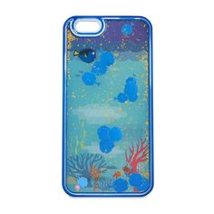 Pin for Later: The Newest Finding Dory Products Are About to Make a Major Splash Disney Store Exclusive: Finding Dory iPhone 6 Case This stylish Finding Dory iPhone 6 case features Dory with a school of blue fish and gold glitter that swim around the liquid-filled seascape ($30).