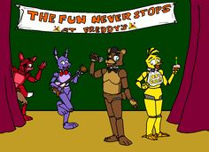 Five Nights at Freddy's: The Fun Never Stops