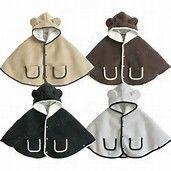 No Sew Fleece Poncho Pattern - Bing images