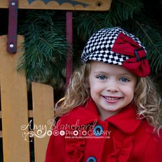 black and white Wearing A Hat, Wearing Black, Fall Vest, Baby Sun Hat, Kids Hats, Leather Buckle, Girl With Hat, Tweed Jacket, Girls Wear