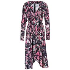 ISABEL MARANT ISABEL MARANT FLORAL V. #isabelmarant #cloth Isabel Marant, French Chic Fashion, Mini Pencil Skirt, Ethnic Chic, Calf Length Dress, Trends, Cotton Blouses, Casual Looks, Long Sleeve Tops