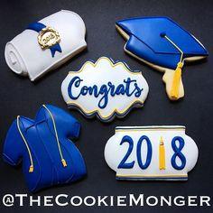 Congrats BCHS Class of 2018! #TheCookieMonger #cookies #bakersfieldchristian #bakersfieldchristianhighschool #bchs #bchsgraduation #bchsgrad2018 #graduation #grad #classof2018 #bchsclassof2018