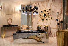 Stunning Luxury Brands from Salone del Mobile 2016 You Must See