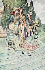 Ottoman wonder tales by Charles Folkard | Flickr - Photo Sharing!