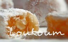 Mangez tunisien: Loukoum حلقوم