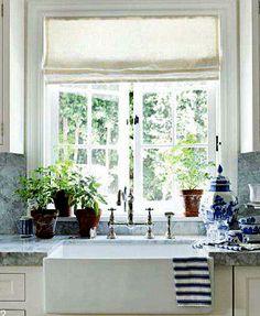 Alt tip de ferestre pentru bucătărie.
