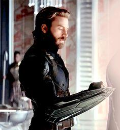Captain America | Steve Rodgers | Infinity War