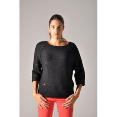 Jumper - Hoss Intropia    http://lecoindesmodeuses.com/pulls-gilets/213-pull.html