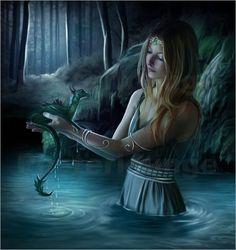 57 Ideas For Fantasy Art Fairies Mythical Creatures Baby Dragon Dragon Girl, Baby Dragon, Pet Dragon, Fantasy Artwork, Fantasy Drawings, Fantasy Images, Elfen Fantasy, Water Dragon, Dragon Pictures