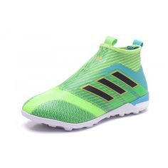 designer fashion 06e9e a3fbe Adidas ACE - Discount 2017 Adidas ACE Tango 17 Purecontrol TF Blue Green Football  Shoes Society