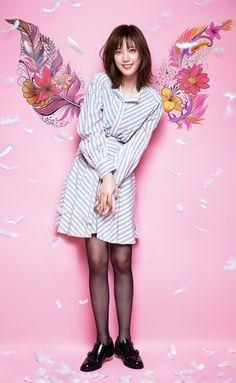 petashi: the-other-side-of-summer: 本田翼 Japan Woman, Japan Girl, Japanese Beauty, Asian Beauty, Tsubasa Honda, Herren Outfit, Face Forward, Mori Girl, Sexy Stockings