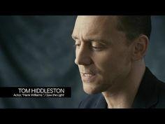 Tom Hiddleston & Elizabeth Olsen On 'I Saw The Light': Bringing Heart To Hank Williams - YouTube