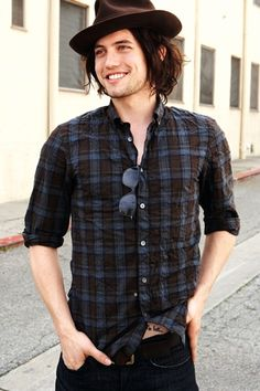 Jackson Rathbone...I want him on my face.