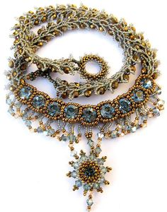 Celestial Star Necklace by Cielo Design, via Flickr