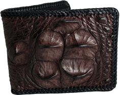Tough Wallets Croc & Shark Skin Wallet! Exclusive to RMW, $139.00