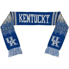 Kentucky Wildcats Lodge Scarf