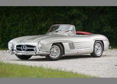 1957 Mercedes Benz 300 SL