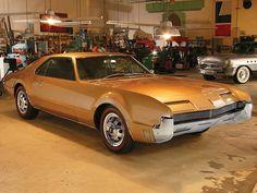 Jay Leno's 1966 Oldsmobile Toronado