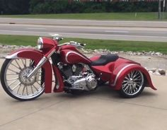 Harley Davidson Pictures, Harley Davidson Trike, Classic Harley Davidson, Harley Freewheeler, Harley Bikes, Big Wheel Trike, Vw Trike, Trike Chopper, Bagger Motorcycle