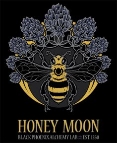 Honey Moon by Tanya Bjork