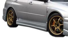 9c20277e6 2002-2007 Subaru Impreza WRX STI Duraflex C-Speed Side Skirts Rocker Panels  - 2 Piece