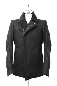 Zip Jacket Wool Super 120`s