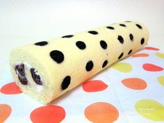Cherry Polka Dots Swiss Roll | Anncoo Journal - Come for Quick and Easy Recipes