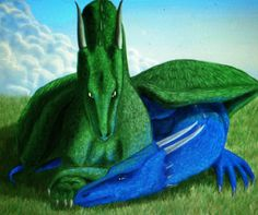 Saphira and Fírnen Lion With Wings, Wings Of Fire, Eragon Saphira, Inheritance Cycle, Christopher Paolini, Here Be Dragons, The Best Series Ever, Dragon Rider, Treehouses