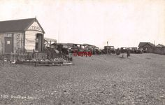 NORFOLK SNETTISHAM BEACH PARKED VETERAN CARS & TEAS CIGARETTES HUT PHOTO CARD   eBay