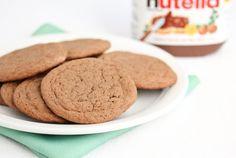 Nutella Cookies | Kirbie's Cravings | A San Diego food & travel blog