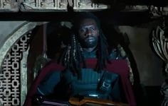 Omar Sy As Bishop In X-Men: Days of Future Past
