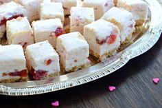 Strawberry Shortcake Fudge will bring joy to anyone's Valentine's Day. Beautifully rich and creamy.