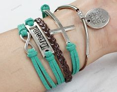Alex And Ani Charms, Blessed, Bracelets, Rings, Leather, Accessories, Jewelry, Bangles, Jewlery