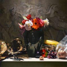 Vanitas VI 600x600 Oils on Canvas $2500.jpg (998×1000)