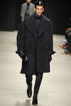 Juun.J Men's RTW Fall 2014 - Slideshow - Runway, Fashion Week, Fashion Shows, Reviews and Fashion Images - WWD.com