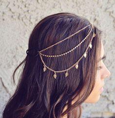 Lindo accesorio para el cabello!