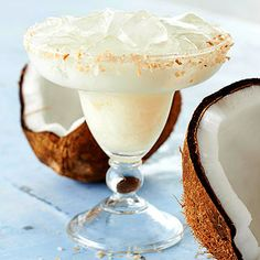 Coconut Margarita From Better Homes and Gardens, ideas and improvement projects for your home and garden plus recipes and entertaining ideas.