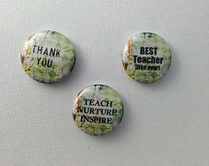 Teachers Gift - Teacher Appreciation - Stocking Stuffer - School Gift - Classroom Decor - Teach
