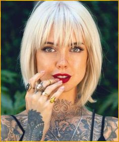 98 Amazing Bob Haircuts 50 Catching Short Bob Haircuts Ideas 2020 33 Beneconnoi, Eye Catching Full Fringe Bob Haircuts and Hairstyles Devastating Angled Bob Hairstyles 2020 for Women to Reach, Julianne Hough S New Haircut is Proof the Blunt Bob Will. Bob Hairstyles With Bangs, Haircuts For Fine Hair, Short Hair With Bangs, Messy Hairstyle, Updo Curly, Haircuts With Fringe, Hair Short Bobs, Short Bob Bangs, Modern Bob Hairstyles