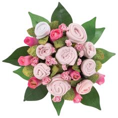 How To Make Baby Clothes Bouquet Amazing