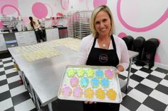 Melissa Hart. Turning food passions into businesses. Woman entrepreneur. #inspiration #startyourownbusiness