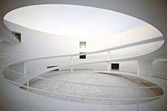 Andamlucía Museum of Memory. By Alberto Campo Baeza. Granada, Spain.