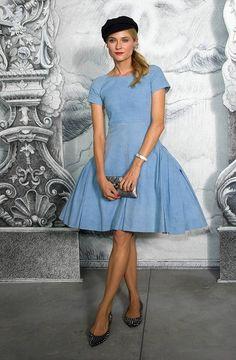 El estilo pluscuamperfecto de Diane Kruger